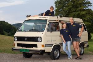 2013-08-06 Mitgliedershooting VW-Bus-Team Baden Martin