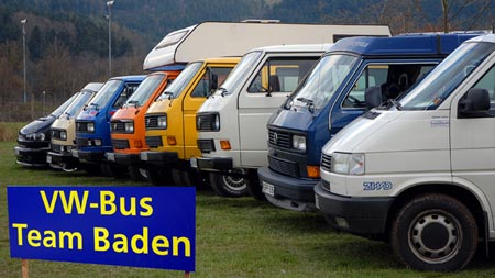 Schwarzwälder VW-Bus-Treffen