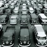 VW T1 - Womit alles begann.